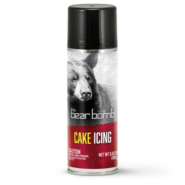 Bear Bomb Cake Icing