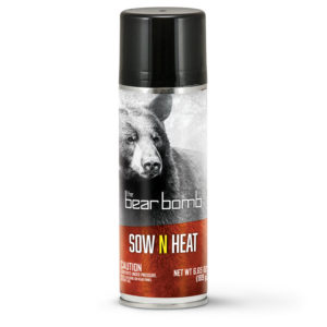 Bear Bomb Sow 'n Heat