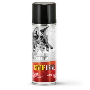 Predator Bomb Coyote Urine